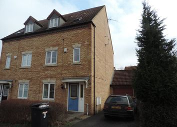 Thumbnail 1 bedroom property to rent in Commons Drive, Hampton, Peterborough
