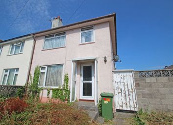 3 bed semi-detached house for sale in Teign Road, Efford, Plymouth PL3