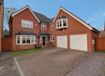 Thumbnail 5 bed detached house for sale in The Woodlands, Rowley Park, Stafford