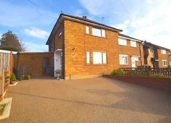 Thumbnail 3 bed semi-detached house for sale in Beaconfield Road, Epping