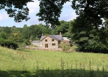 Thumbnail 4 bed country house for sale in Felindre, Knighton