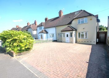 Thumbnail 3 bed semi-detached house for sale in Mount Pleasant Road, New Malden
