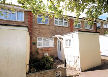 Thumbnail 2 bed terraced house for sale in Delamere Walk, Goldington, Bedford