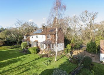 Thumbnail 4 bedroom detached house for sale in Old Broyle Road, West Broyle, Chichester