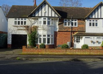 Thumbnail 6 bed semi-detached house for sale in Matlock Road, Caversham, Reading