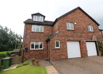 Thumbnail 4 bed semi-detached house for sale in Carlisle Road, Brampton, Cumbria
