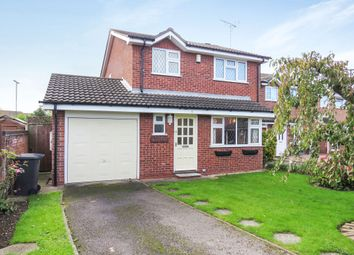 Thumbnail 3 bedroom detached house for sale in Goodwood Drive, Alvaston, Derby