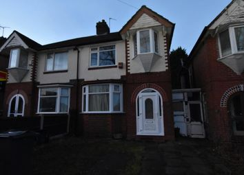 Thumbnail 3 bed property to rent in Gibbins Road, Selly Oak, Birmingham