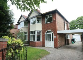 Thumbnail 4 bed semi-detached house for sale in Walton Road, Sale