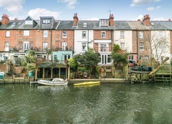 Thumbnail 3 bedroom terraced house for sale in Elgar Road, Reading, Berkshire