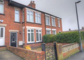 Thumbnail 2 bed terraced house for sale in Long Lane, Bridlington