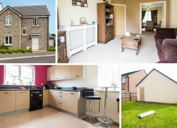Thumbnail 4 bed detached house for sale in Heol Y Groes, Cwmbran