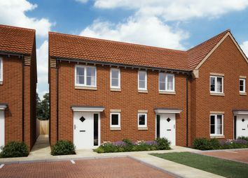 Thumbnail 1 bed terraced house for sale in Didcot, Oxfordshire