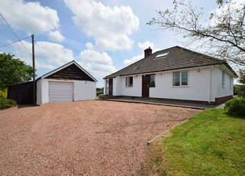 Thumbnail 3 bedroom detached bungalow for sale in Shillingford, Tiverton