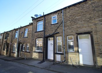 Thumbnail 2 bed terraced house for sale in Thomas Street West, Halifax, West Yorkshire