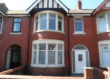 Thumbnail 3 bedroom terraced house for sale in Grasmere Road, Blackpool
