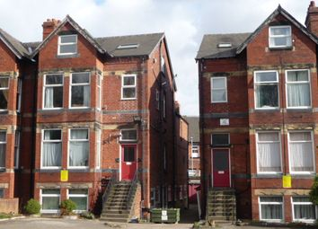 Thumbnail 1 bedroom flat to rent in Cardigan Road Flat 8, Leeds