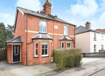 Thumbnail 3 bed semi-detached house for sale in Cromwell Road, Ascot, Berkshire
