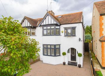 Thumbnail 4 bed semi-detached house for sale in Spring Grove, Loughton