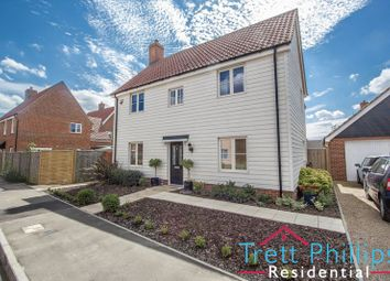 Thumbnail 4 bed detached house for sale in Wilson Road, Stalham, Norwich