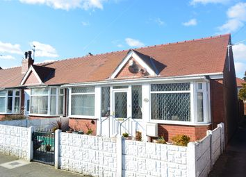 Thumbnail 2 bed semi-detached bungalow for sale in Collyhurst Avenue, South Shore, Blackpool