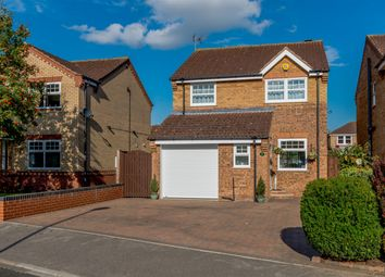 Thumbnail 3 bed detached house for sale in Whiteoak Avenue, Easingwold, York