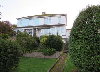 Thumbnail 3 bed semi-detached house for sale in Keatings Lane, Teignmouth