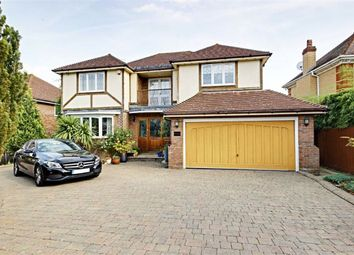 5 bed detached house for sale in Burton Lane, Goffs Oak Waltham Cross, Hertfordshire EN7