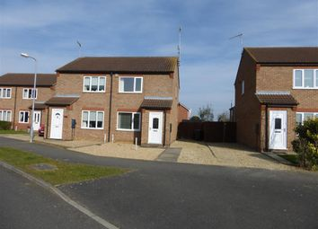 Thumbnail 2 bed property to rent in Hawthorn Drive, Sleaford