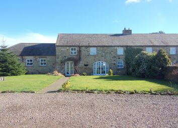 Thumbnail 4 bed barn conversion for sale in Felton, Morpeth
