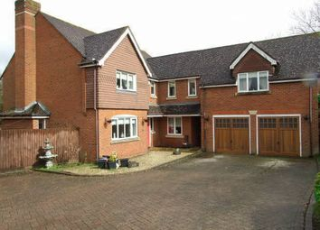 5 bed detached house for sale in Bovarde Avenue, Kings Hill, West Malling ME19