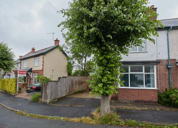 Thumbnail 2 bed semi-detached house for sale in Teign Bank Road, Hinckley