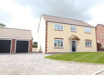 Thumbnail 4 bed detached house for sale in Cross Houses, Shrewsbury