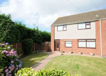 Thumbnail 4 bedroom semi-detached house for sale in Bibury Crescent, Hanham, Bristol