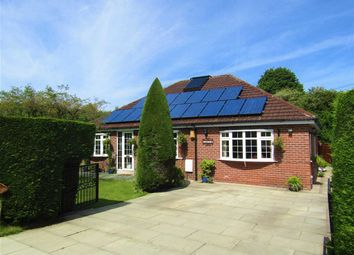 Thumbnail 4 bed bungalow for sale in Westbank, Bank Street, Glazebrook, Warrington