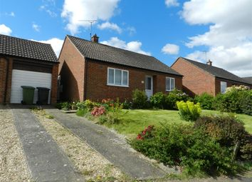Thumbnail 2 bedroom detached bungalow for sale in Gwyn Crescent, Fakenham