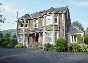 Thumbnail 2 bed maisonette for sale in 33 Avenue Road, Abergavenny, Monmouthshire