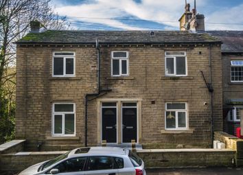 Thumbnail 2 bed maisonette for sale in Penistone Road, Kirkburton, Huddersfield