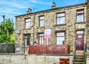 Thumbnail 2 bed terraced house for sale in Carr Top Lane, Golcar, Huddersfield