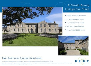 Thumbnail 2 bed flat for sale in Lo6, Upper Denbigh Road, St. Asaph