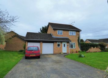 Thumbnail 3 bed detached house for sale in Carters Orchard, Quedgeley, Gloucester