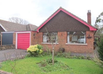 Thumbnail 3 bed detached bungalow for sale in Lancaster Close, Lee-On-The-Solent