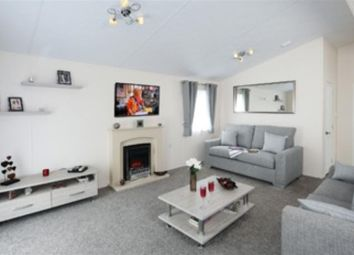 Thumbnail 3 bed mobile/park home for sale in Willow Lodge Park, Chapel Hill, Lincoln