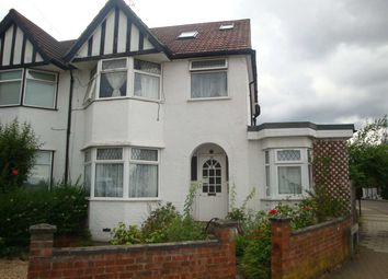 Thumbnail Semi-detached house for sale in Merlin Crescent, Edgware