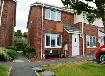 Thumbnail 2 bed semi-detached house for sale in Carrfield, Hyde