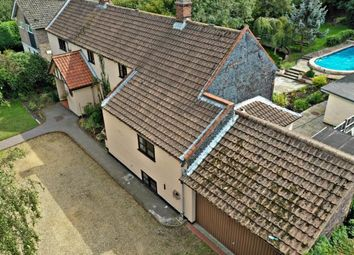 Thumbnail 4 bed detached house for sale in Belton, Great Yarmouth, Norfolk