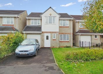 Thumbnail 4 bed detached house to rent in Bankfoot Close, Shaw, Swindon