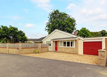 Thumbnail 4 bedroom detached bungalow for sale in The Dene, Hurstbourne Tarrant, Andover, Hampshire