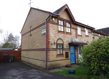 Thumbnail 2 bed end terrace house for sale in Blaise Place, City Gardens, Cardiff