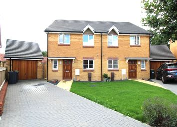 Thumbnail 3 bed semi-detached house to rent in South Downs Rise, Bedhampton, Havant
